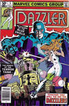 Cover for Dazzler (Marvel, 1981 series) #5 [Newsstand]