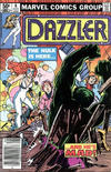Cover Thumbnail for Dazzler (1981 series) #6 [Newsstand Edition]