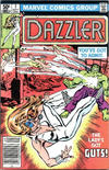 Cover Thumbnail for Dazzler (1981 series) #7 [Newsstand Edition]