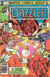 Cover for Dazzler (Marvel, 1981 series) #4 [Newsstand]