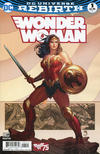 Cover for Wonder Woman (DC, 2016 series) #1 [Frank Cho Variant Cover]