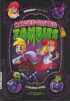 Cover for Far Out Fairy Tales (Capstone Publishers, 2015 series) #[nn] - Hansel & Gretel & Zombies