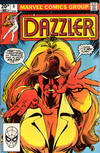 Cover for Dazzler (Marvel, 1981 series) #8 [British Price Variant]