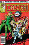 Cover for Dazzler (Marvel, 1981 series) #16 [Newsstand]