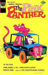 Cover for The Pink Panther (Western, 1971 series) #35 [Whitman]