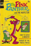 Cover for The Pink Panther (Western, 1971 series) #7 [Whitman]