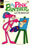 Cover for The Pink Panther (Western, 1971 series) #5 [Whitman]