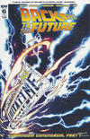 Cover for Back to the Future (IDW, 2015 series) #6 [Subscription Cover]
