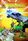 Cover for Back to the Future (IDW, 2015 series) #1 [Geofreys Hideho Exclusive Cover]