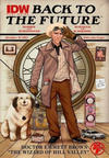 Cover for Back to the Future (IDW, 2015 series) #1 [Heroes and Fantasies Exclusive Cover]