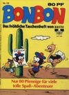 Cover for Bonbon (Bastei Verlag, 1973 series) #39