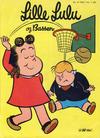 Cover for Lille Lulu (Serieforlaget / Se-Bladene / Stabenfeldt, 1958 series) #4/1963