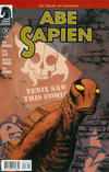 Cover for Abe Sapien (Dark Horse, 2013 series) #16