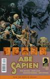 Cover for Abe Sapien (Dark Horse, 2013 series) #21