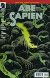 Cover for Abe Sapien (Dark Horse, 2013 series) #25