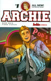 Cover for Archie (Archie, 2015 series) #1 [Fiona Staples 2nd Printing Variant Cover]