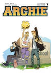 Cover for Archie (Archie, 2015 series) #1 [Convention Exclusive Fiona Staples (signed)]