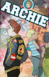 Cover for Archie (Archie, 2015 series) #3 [Cover B - Ben Caldwell]