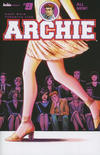 Cover for Archie (Archie, 2015 series) #9 [Cover A Veronica Fish]