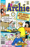 Cover for Archie (Archie, 1959 series) #377 [Newsstand]