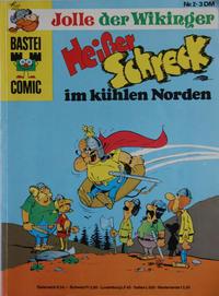 Cover Thumbnail for Bastei-Comic (Bastei Verlag, 1972 series) #2 - Jolle der Wikinger - Heißer Schreck im Norden