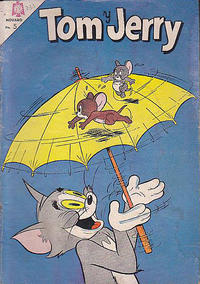 Cover Thumbnail for Tom y Jerry (Editorial Novaro, 1951 series) #233