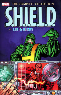 Cover Thumbnail for S.H.I.E.L.D. by Lee & Kirby. The Complete Collection. (Marvel, 2015 series)