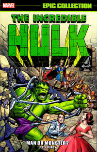 Cover Thumbnail for Incredible Hulk Epic Collection (Marvel, 2015 series) #1 - Man or Monster?
