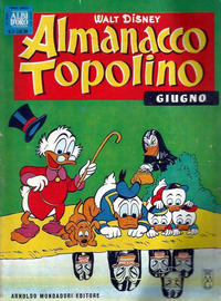 Cover Thumbnail for Almanacco Topolino (Arnoldo Mondadori Editore, 1957 series) #90