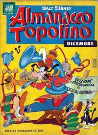Cover Thumbnail for Almanacco Topolino (Arnoldo Mondadori Editore, 1957 series) #96