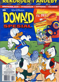 Cover Thumbnail for Donald spesial (Hjemmet / Egmont, 2013 series) #[1/2016]