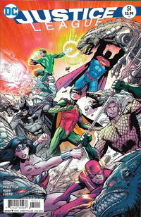 Cover Thumbnail for Justice League (DC, 2011 series) #51