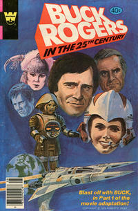 Cover Thumbnail for Buck Rogers (Western, 1964 series) #2 [Whitman]