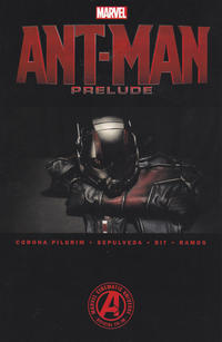 Cover Thumbnail for Marvel's Ant-Man Prelude (Marvel, 2015 series)
