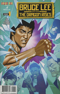 Cover Thumbnail for Bruce Lee: The Dragon Rises (Magnetic Press Inc., 2016 series) #1 [Cover A]
