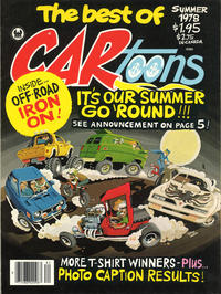 Cover Thumbnail for CARtoons (Petersen Publishing, 1961 series) #[104]