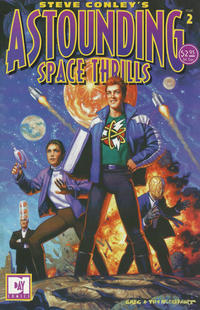 Cover Thumbnail for Astounding Space Thrills (Day One, 1998 series) #2