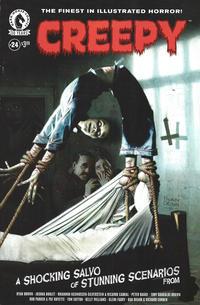 Cover Thumbnail for Creepy (Dark Horse, 2009 series) #24