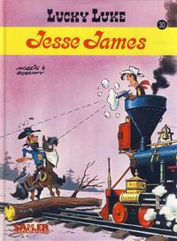 Cover Thumbnail for Lucky Luke [Seriesamlerklubben] (Hjemmet / Egmont, 1998 series) #30 - Jesse James