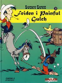 Cover Thumbnail for Lucky Luke [Seriesamlerklubben] (Hjemmet / Egmont, 1998 series) #20 - Feiden i Painful Gulch