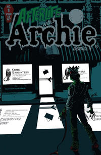 Cover Thumbnail for Afterlife with Archie (Archie, 2013 series) #1 [Comic Encounters Store Variant]