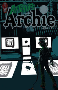 Cover Thumbnail for Afterlife with Archie (Archie, 2013 series) #1 [Comic Envy Store Variant]