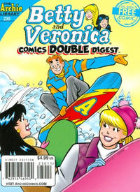 Cover Thumbnail for Betty and Veronica Double Digest Magazine (Archie, 1987 series) #230