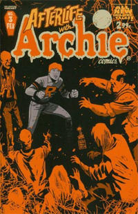 Cover Thumbnail for Afterlife with Archie (Archie, 2013 series) #3 [Second Printing]