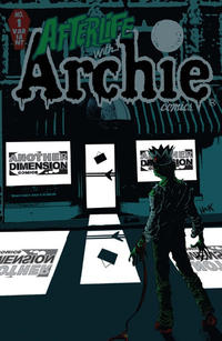 Cover Thumbnail for Afterlife with Archie (Archie, 2013 series) #1 [Another Dimension Comics Store Variant]