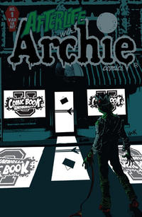 Cover Thumbnail for Afterlife with Archie (Archie, 2013 series) #1 [Comic Book University Store Variant]