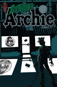 Cover Thumbnail for Afterlife with Archie (Archie, 2013 series) #1 [Larry's Comics Store Variant]