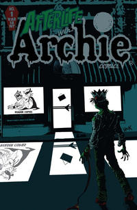 Cover Thumbnail for Afterlife with Archie (Archie, 2013 series) #1 [Reader Copies Store Variant]