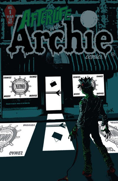 Cover for Afterlife with Archie (Archie, 2013 series) #1 [Flying Colors Store Variant]