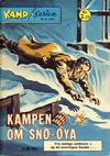 Cover for Kamp-serien (Serieforlaget / Se-Bladene / Stabenfeldt, 1964 series) #9/1974